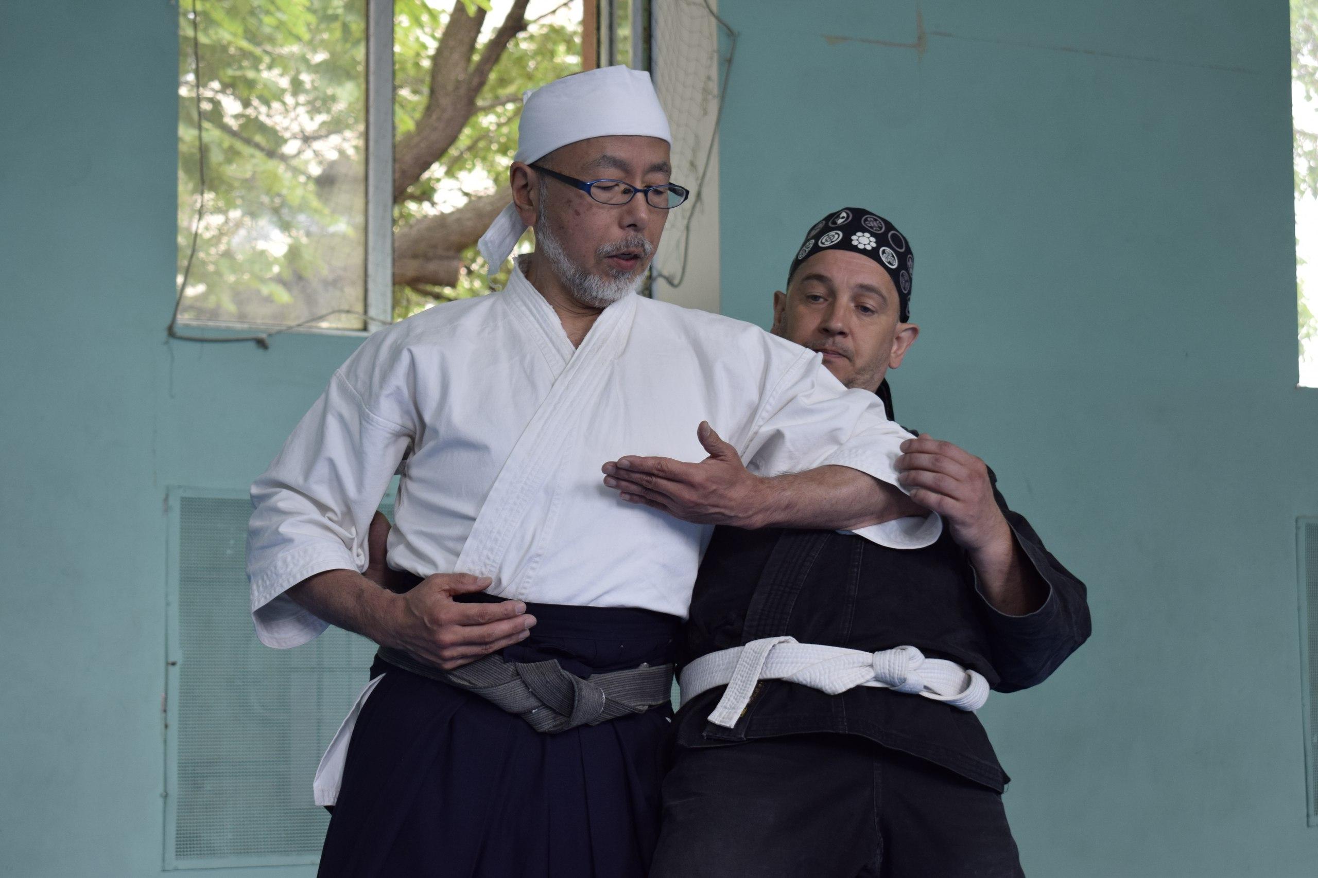 Кадзицука Ясуcи. Мастер Кокоро.