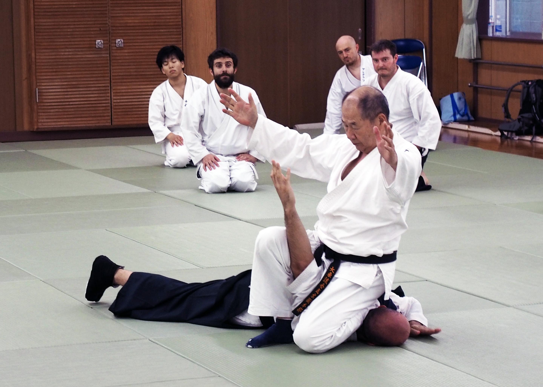 Беседа с Кацуюки Кондо Сэнсэем
